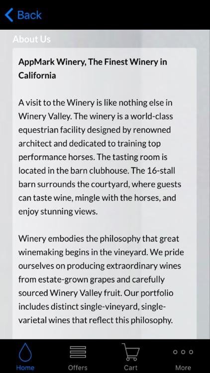 AppMark - Best Winery App screenshot-3