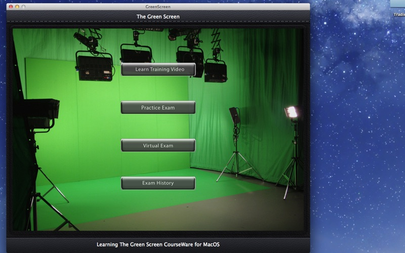 Green Screen screenshot 1