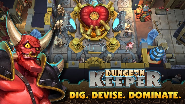 Dungeon Keeper screenshot-0