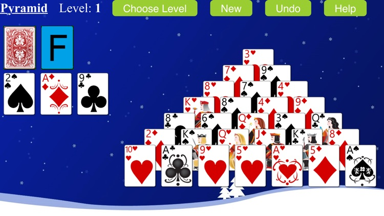 Solitaire: Pyramid screenshot-0