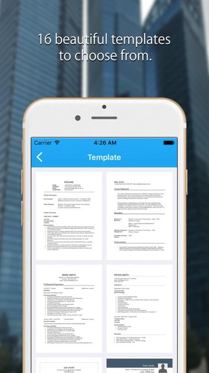 Resume Expert - Professional CV Builder.