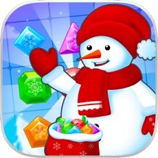 Activities of Frozen Diamond Mash: Winter Edition - Puzzle Game