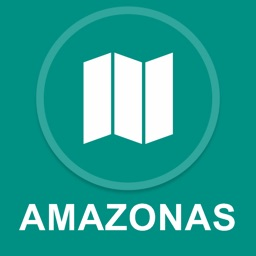 Amazonas, Brazil : Offline GPS Navigation