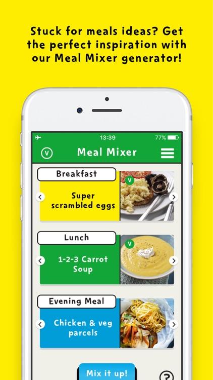Change4Life Smart Recipes screenshot-4