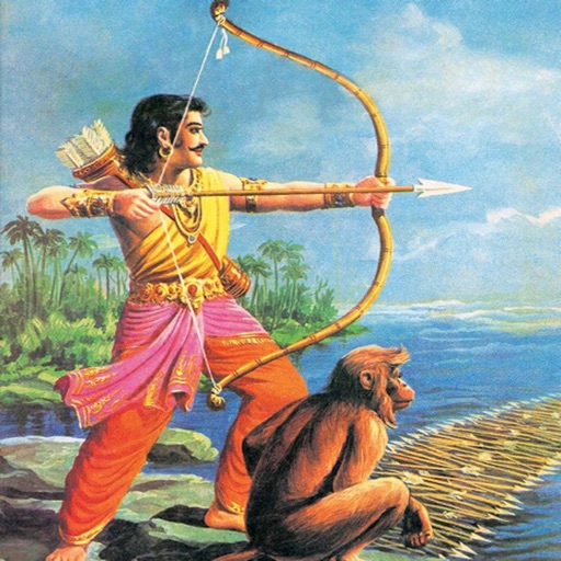 Tales of Arjuna (Great warrior)- Amar Chitra Katha icon