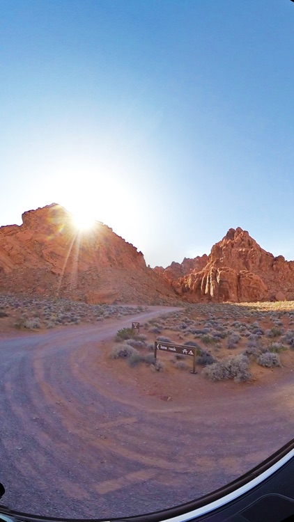 VR Valley of Fire State Park Virtual Reality 360 screenshot-4