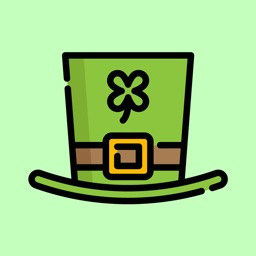 St. Paddy's Day Stickers - Patrick's Emoji