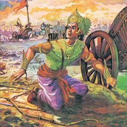 Karna (The Tragic Hero) - Amar Chitra Katha Comics
