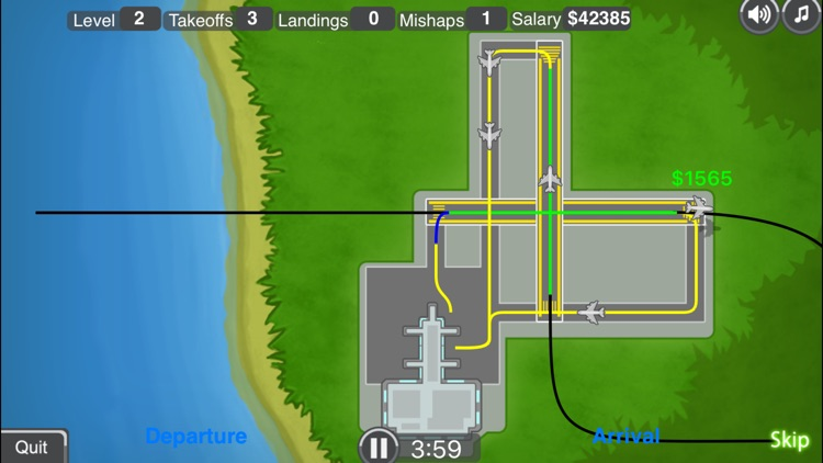 Airport Madness Mobile Free screenshot-3