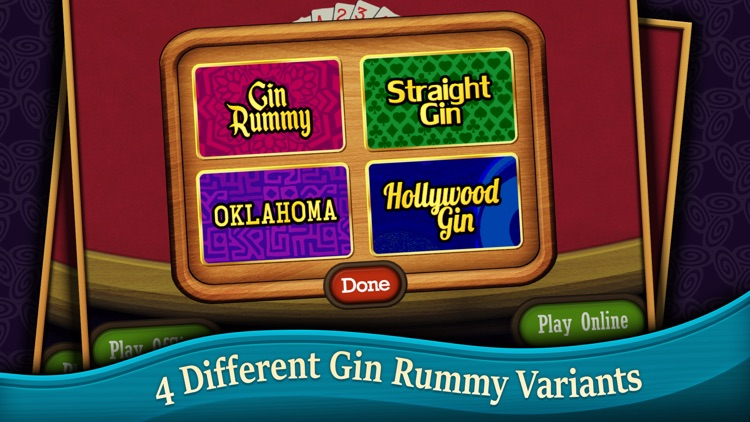 Gin Rummy+ screenshot-4