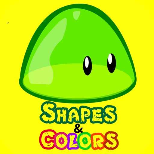 Learning Shapes & Colors Preschool / Kids App Paid