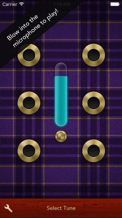 Air Pipes - Bagpipes for iPhone
