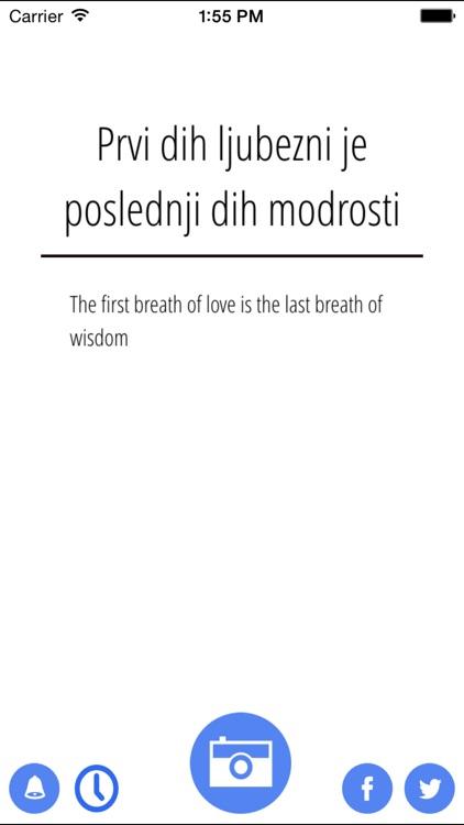 Slovenian Proverbs