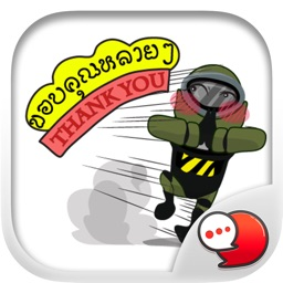 EOD!!! Stickers for iMessage