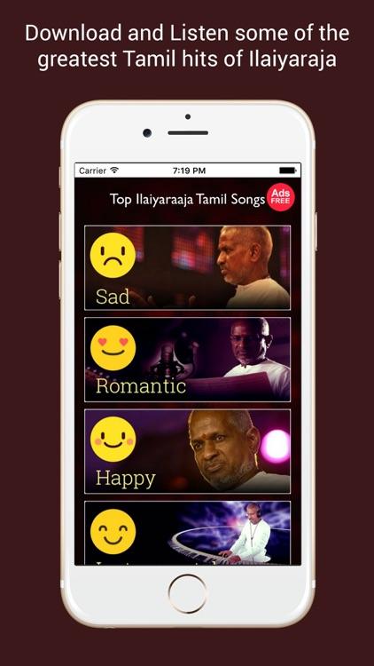Top Ilaiyaraaja Tamil Songs