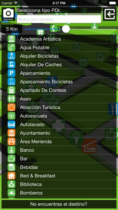 ToGo! BoliviaCaptura de pantalla de2