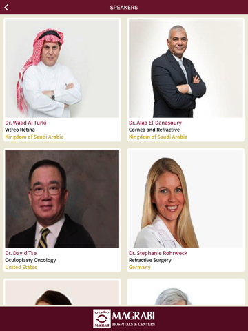 Magrabi International Congress (MIC) - náhled