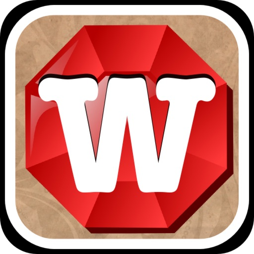 Word Jewels® - Words Scramble to Boggle your Mind!
