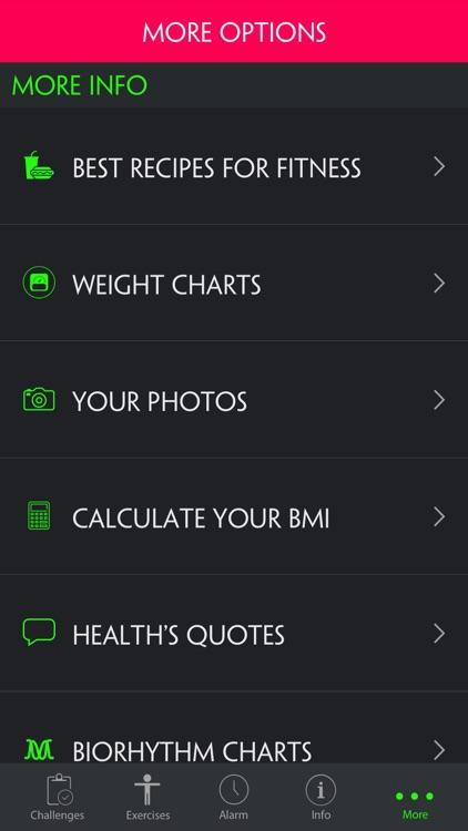 Upper/Lower 4 Day Gym Bodybuilding Split Pro screenshot-4