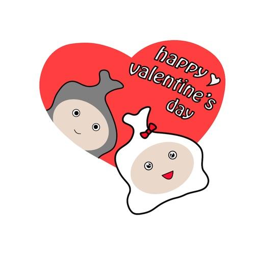 Tony and Moly Valentine's Day