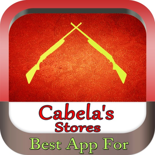 The Best App Cabela's Stores