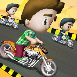 Kids Bike Racers - Dirt Bike Racers Games for Kids
