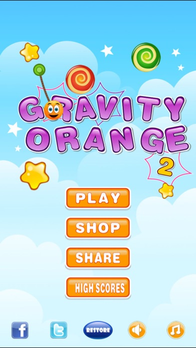 Gravity Orange 2 Screenshot