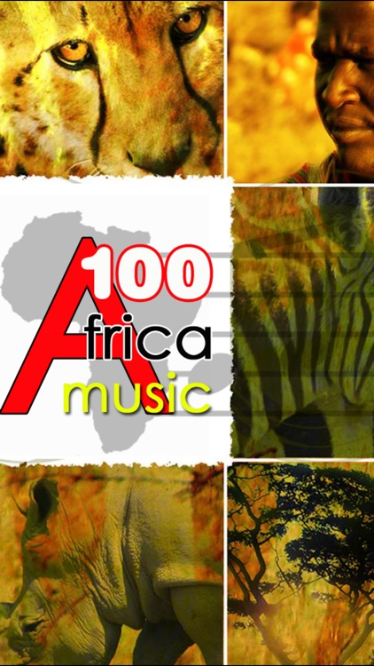 [5 CD] 100 Africa traditional music