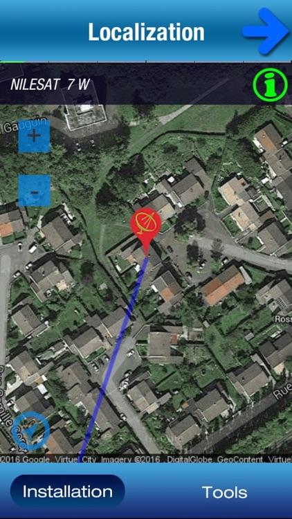 SatCatcher Satellite Dish Installation, Alignment