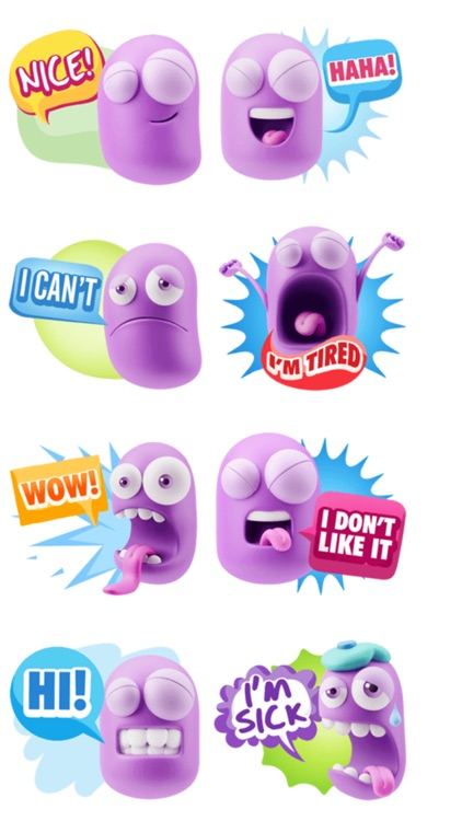Daily Chat Stickers screenshot-3