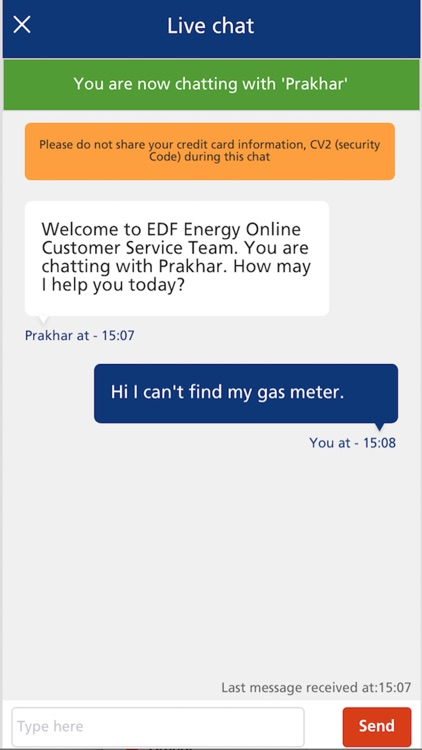 EDF Energy screenshot-4