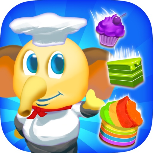 Chef Cake Frenzy - Cookie Blast Fever