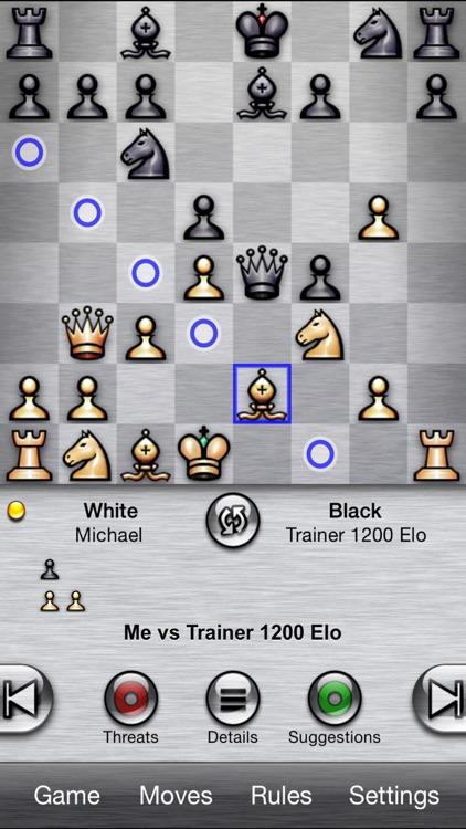 Chess Lite - with coach screenshot-3
