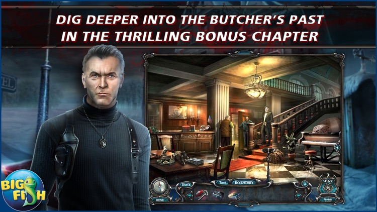 Haunted Hotel: The Axiom Butcher - Hidden Objects screenshot-3