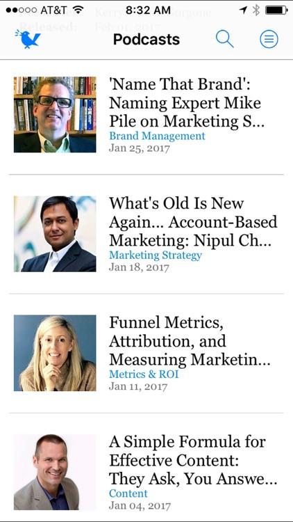 MarketingProfs screenshot-4