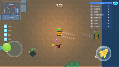 Tank Melee screenshot three