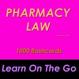 PHARMACY LAW for Learning & Exam Prep