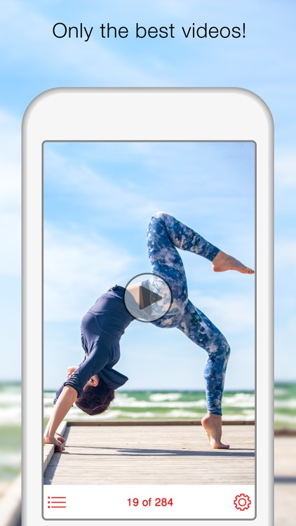 Yoga Studio – Hot Yoga Poses & Workout Videos screenshot-3