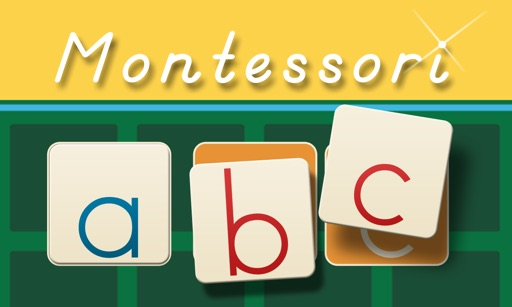 The Alphabet - Language by Mobile Montessori icon