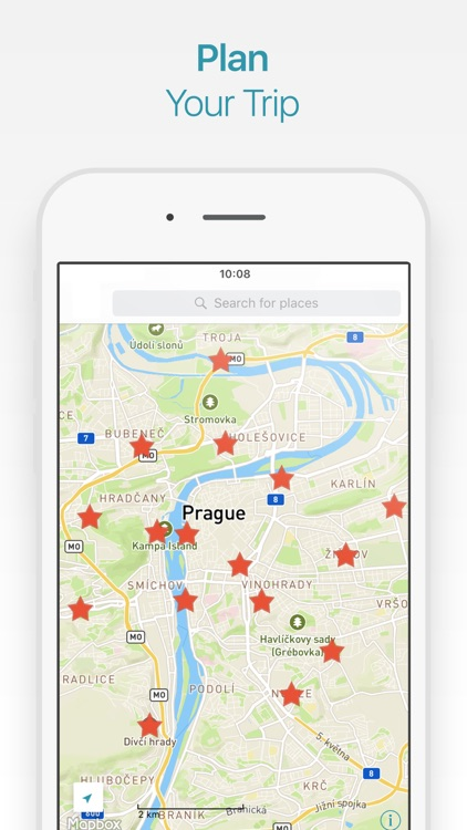 Prague Travel Guide and Offline City Map