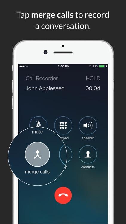 Call Recorder : Record Phone Calls