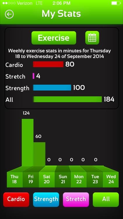 JZ Fitness Nutrition screenshot-3