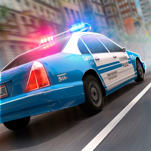 гонки Быстрый полиции 2017