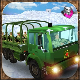 Military Truck Army Transport & Simulator Game Sim