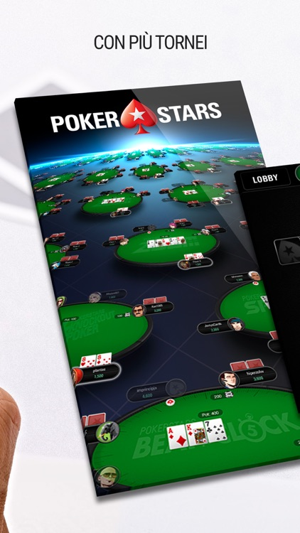 PokerStars: Poker Gratis Online & Texas Holdem IT