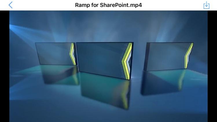 Ramp VideoVerge for SharePoint screenshot-3