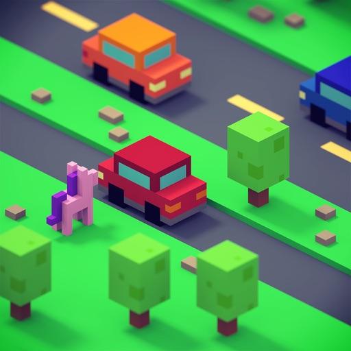Hop Heroes: Road Jump Game