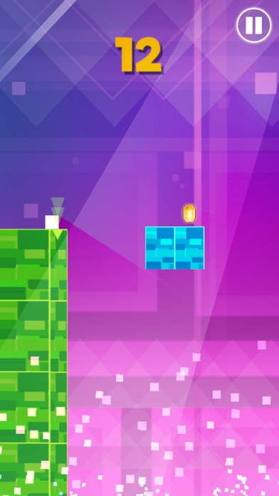 Ninja Block Jumpy : Geometry Dance Escape Game 2 !-2
