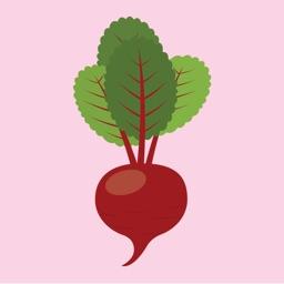 VEGGIEMOJI Stickers - Vegan Emoji Launch Pack