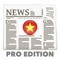 Breaking Vietnam News in English Today + Vietnamese Radio at your fingertips, with notifications support